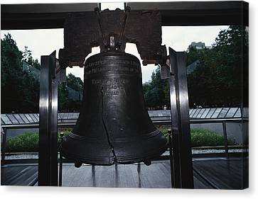 Liberty Bell Philadelphia Pa Canvas Print by Panoramic Images