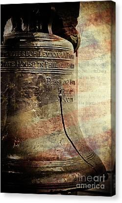 Liberty Bell Canvas Print