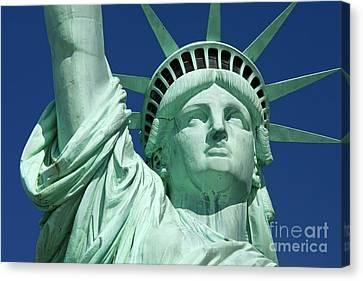 Liberty Canvas Print by Brian Jannsen