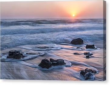 Augustine Canvas Print - Life Always Changes by Jon Glaser