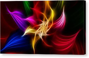 Life Canvas Print by Karen Showell