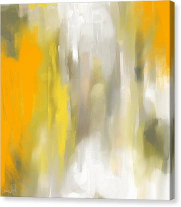 Light And Grace Canvas Print by Lourry Legarde