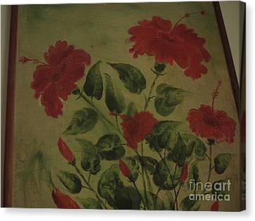 Light And Shadow Canvas Print by Indrani Moitra