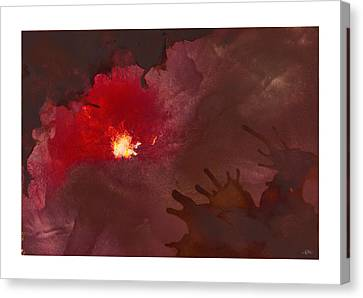 Light At The End Of The Tunnel Canvas Print by Craig Tinder