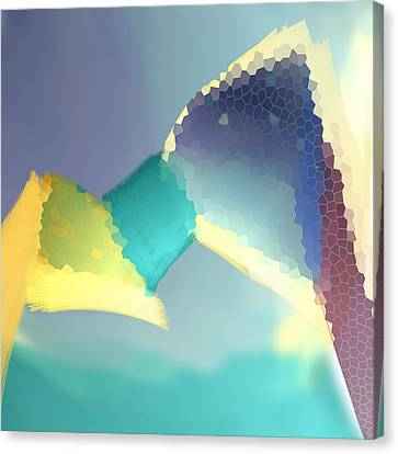 Light Box Canvas Print