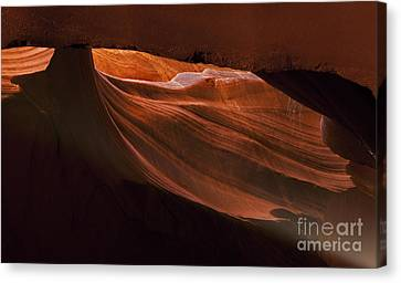 Light Chamber Canvas Print by Mike Dawson