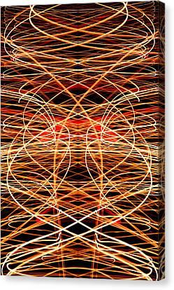 Light Fantastic 40 Canvas Print by Natalie Kinnear