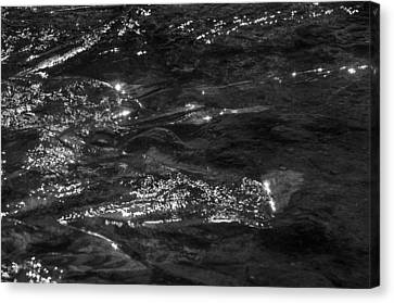 Light Flow Canvas Print