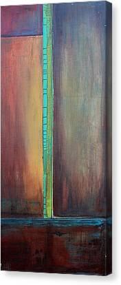 Light In My Window Canvas Print by Tia Marie McDermid