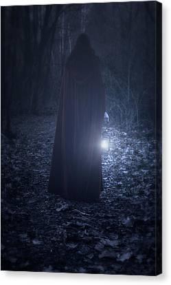 Light In The Dark Canvas Print by Joana Kruse