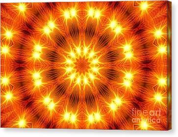 Light Meditation Canvas Print