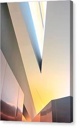 Light Canvas Print by Peter Benkmann