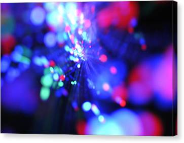 Light Show 1.1 Canvas Print by Frederico Borges