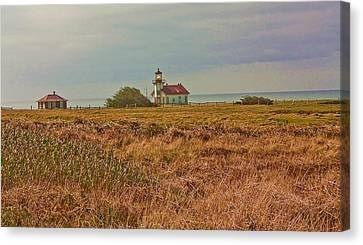 Lighthouse Canvas Print by Brian Williamson