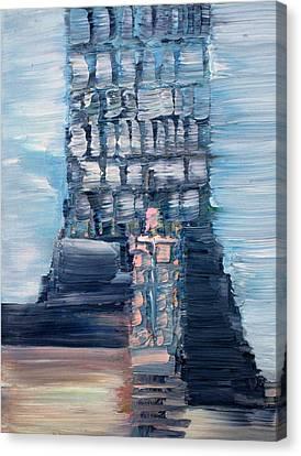 Lighthouse Canvas Print by Fabrizio Cassetta