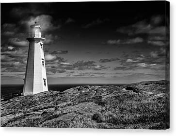 Lighthouse II Canvas Print by Patrick Boening