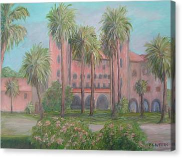 Lightner Museum Canvas Print