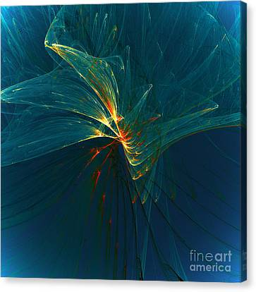 Lightness Canvas Print