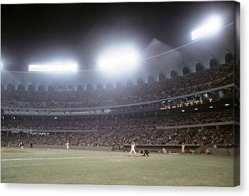 Busch Stadium Canvas Print by Retro Images Archive