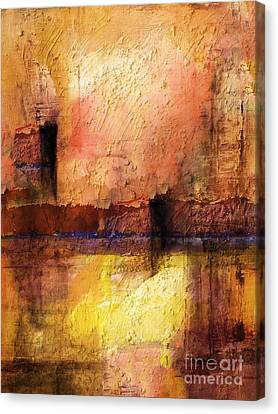 Lightspace Canvas Print by Lutz Baar