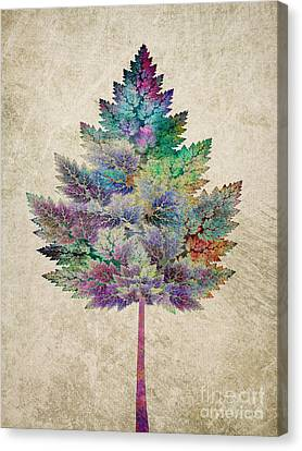 Like A Tree Canvas Print