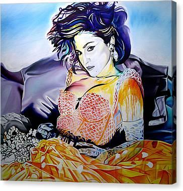 Like A Virgin Canvas Print by Joshua Morton