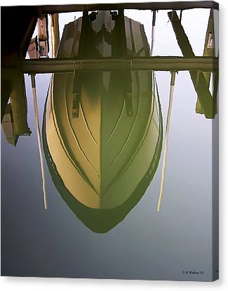 Like Glass Canvas Print by Brian Wallace