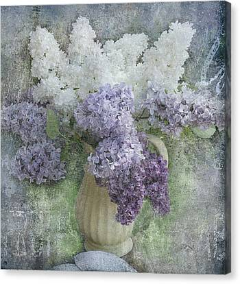 Lilac Canvas Print by Jeff Burgess