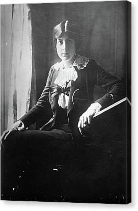 Lili Boulanger (1893-1918) Canvas Print by Granger