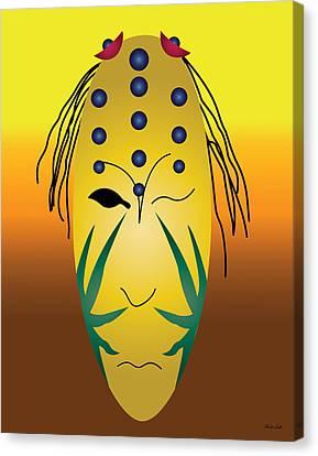 Limboda Canvas Print