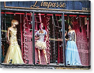 Limpasse Canvas Print by Terry Cork
