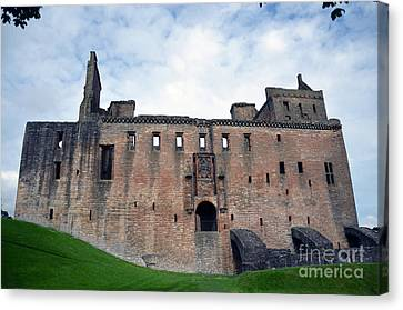 Linlithgow Palace Canvas Print
