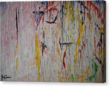 L'innocenza Canvas Print