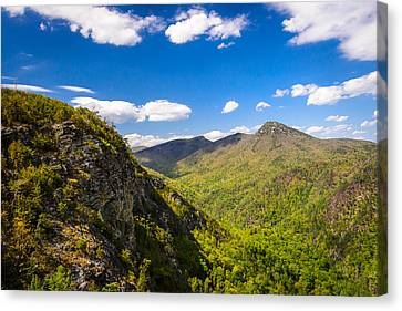 Linville Gorge Hike Canvas Print