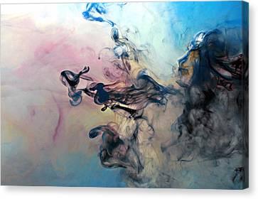 Lion Race Canvas Print by Petros Yiannakas