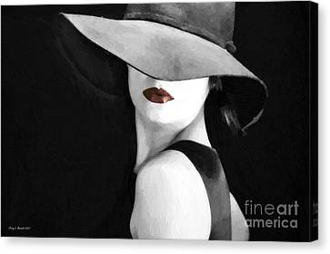 Lipstick Canvas Print by Jerry L Barrett