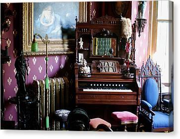 Lisa's House Canvas Print
