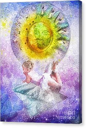 Little Dancer Canvas Print by Mo T