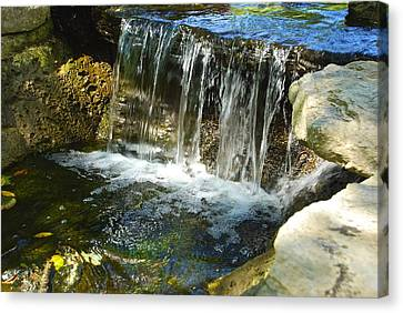 Little Falls 3 Canvas Print by Charlie Brock