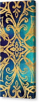 Little Jewels Viii Canvas Print by Jess Aiken