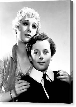 Dolores Canvas Print - Little Lord Fauntleroy, From Left by Everett