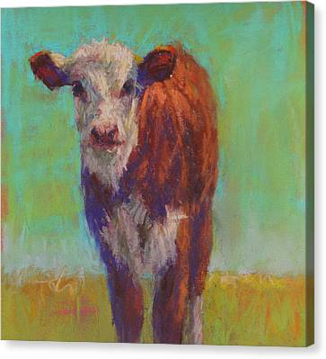 Little Penny Canvas Print by Susan Williamson
