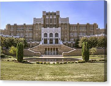 Little Rock Central High School Canvas Print