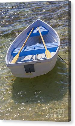 Little Rowboat Canvas Print