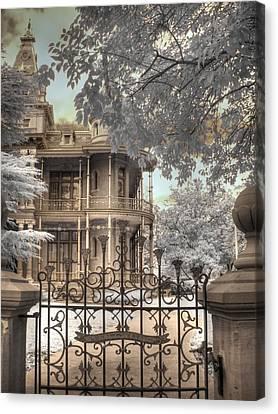 Littlefield Home Canvas Print