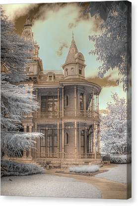 Littlefield Mansion Canvas Print