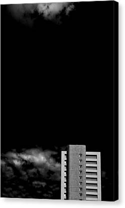 Livin For The City Canvas Print by Peter Tellone