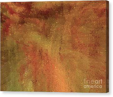 Living In A Copper World Canvas Print