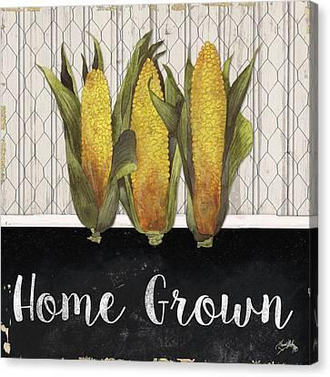 Local Grown II Canvas Print by Elizabeth Medley