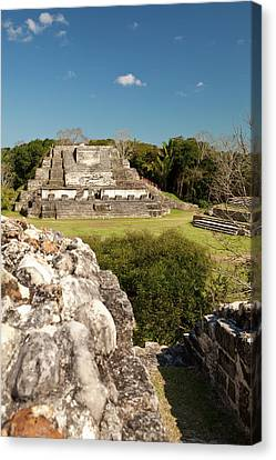 Located 30 Miles From Belize City Canvas Print
